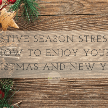 Festive Season Stress – How to Enjoy your Christmas and New Year