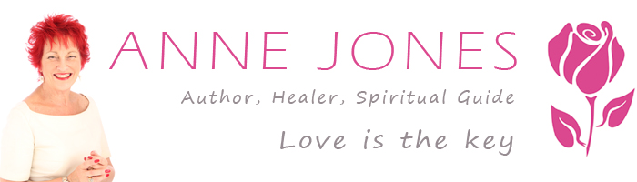 Anne Jones – Healer, Author and Spiritual Guide