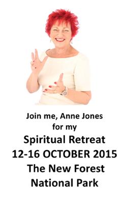 spiritual retreat - new forest