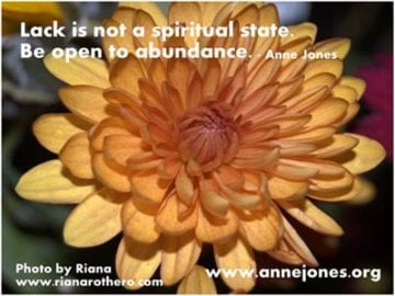 how to create abundance