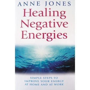 Healing Negative Energies Book