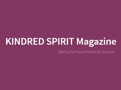 Anne's article appears in Kindred Spirit Magazine – How to survive caring for an Elderly Parent – Healing Emotions and Fears